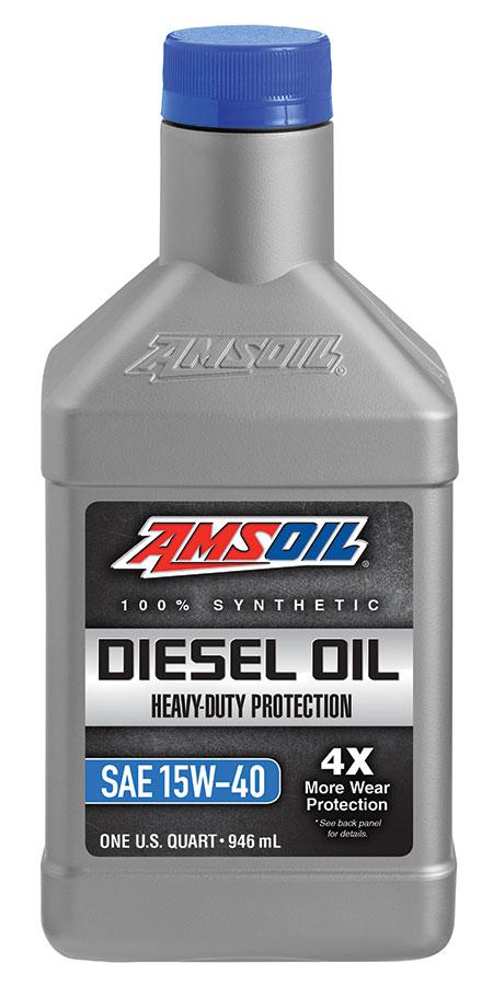 Amsoil heavy duty synthetic ck 4 diesel oil 15w 40 adp for Peak synthetic motor oil review