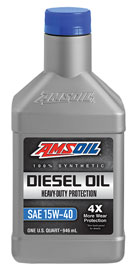 Heavy-Duty Synthetic CK-4 Diesel Oil 15W-40 (ADP)