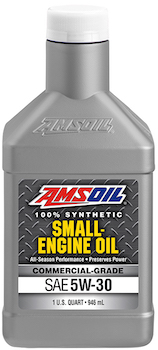 5W-30 Synthetic Small Engine Oil - Commercial Grade (AES)