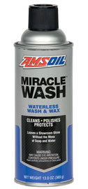 Miracle Wash Waterless Wash and Wax (AMW)